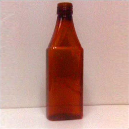 200 ml Rectangular Pet Bottle 200 ml