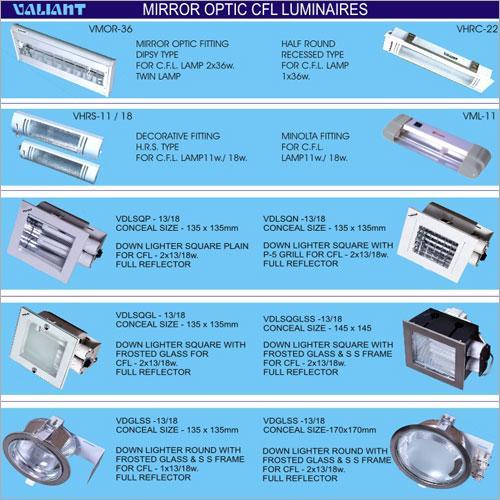CFL Luminaires