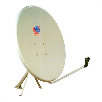 Small Oval Dish Antenna