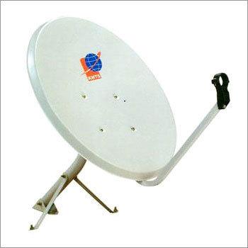 Round Dish Antenna