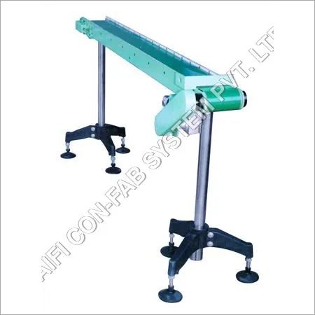 Platform Flat Belt Conveyor
