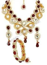 Designer Bridal Jewelery Set