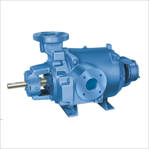 Cone Type Water Ring Vacuum Pump
