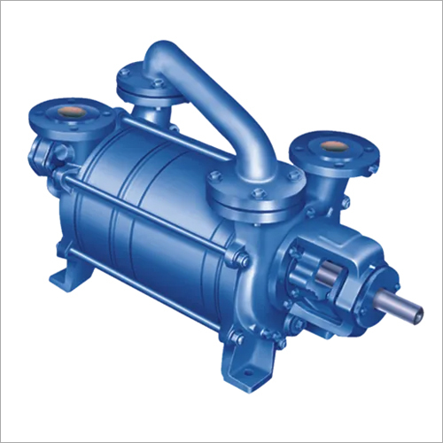 Two Stage Rotary Vane Vacuum Pumps