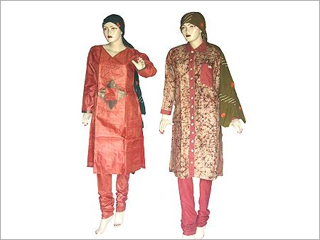 Khadi Women Suits