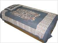 Khadi Bed Sheet