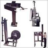 Hydraulic Cylinder Testing Station