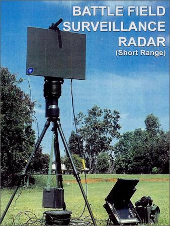 Battlefield Surveillance Radar