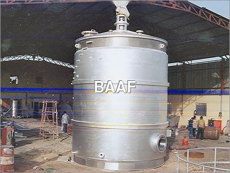 Dairy Storage Tank
