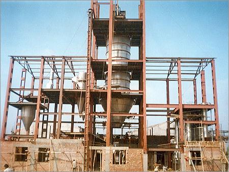 Milk Spray Drying Plant