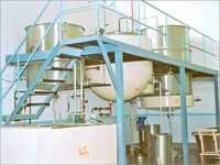 Ghee Manufacturing Plant