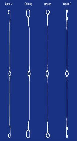 Jacquard Wire Healds