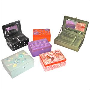 MDF Decorative Jewelry Boxes