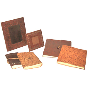 Leather Bound Journal Books