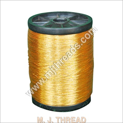 Real Gold Zari Threads