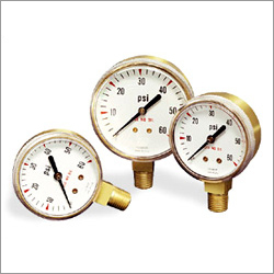 Temperature/Pressure Gauges