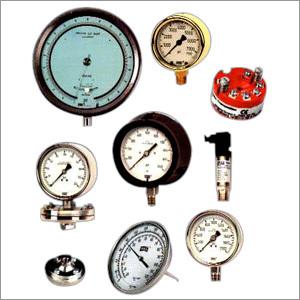 Temperature/Pressure Gauges
