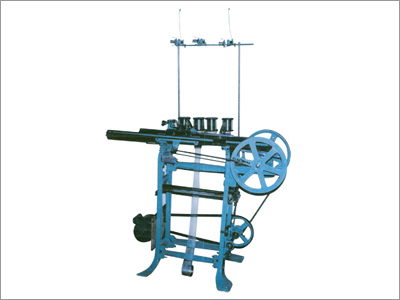 Flat Wire Knitting Machine
