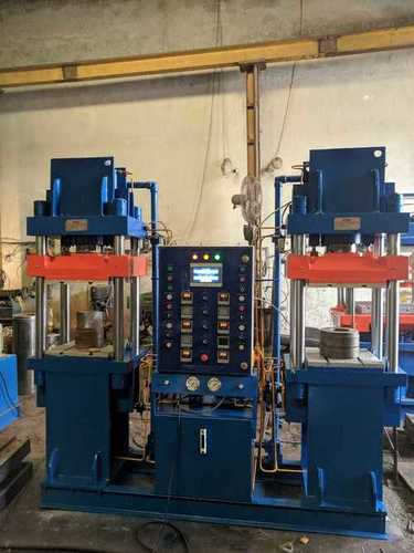 Rubber Compression Moulding Press (RCD Series)