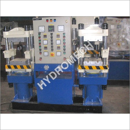 Hydraulic Rubber Compression Moulding Press
