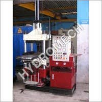 Rubber Injection Moulding Press