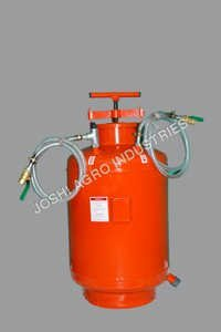Fertilizer Tank With Assembly (Flat Bottom)