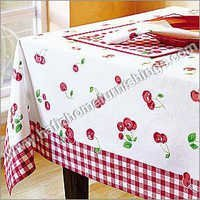 Cherry Tablecloth