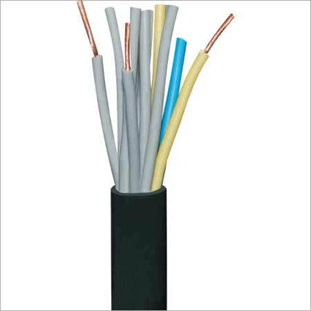 Multicore Flexible Cable