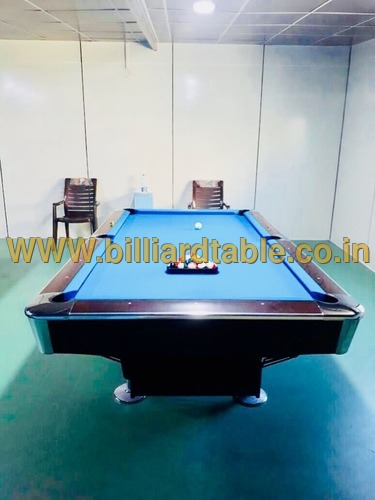 8' Imported American Pool Table Magnaum
