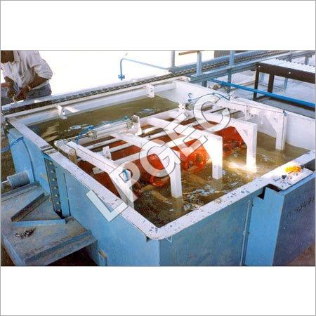 LPG Cylinder Dip Testing Unit
