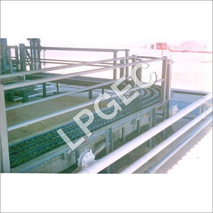 LPG Bottling Plant Conveyor System