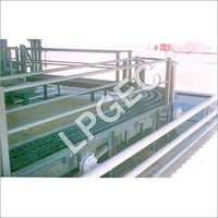 LPG Bottling Plant Conveyor System
