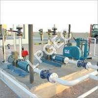 LPG Pump & Compressor Installation