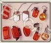 Indicators, Light Glass