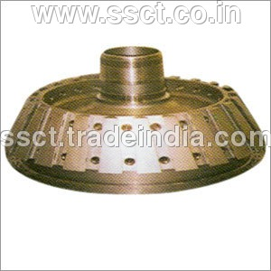 Disc Component For Aero Engine Coating