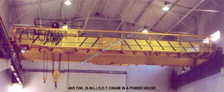 E.O.T.  H.O.T. Cranes