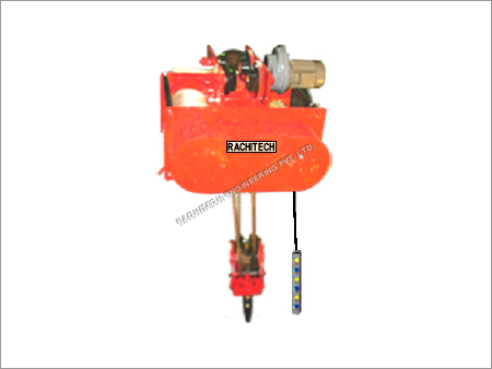 Wire Rape Electric Hoist