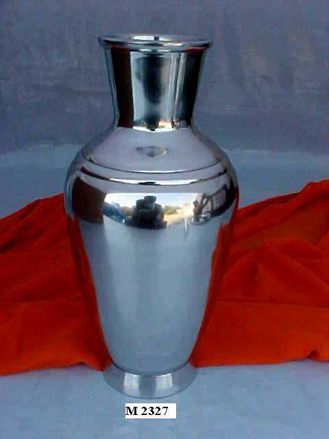 Decorative Aluminium Vase
