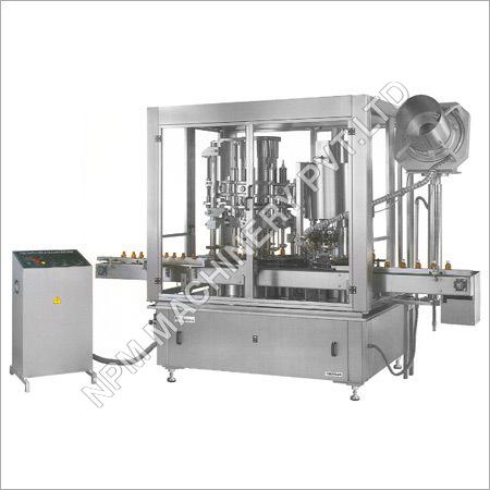 Rotary Piston Filling &  Sealing Machine Monoblock