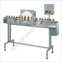 Online Visual Bottle Inspection Machine with Magnify Dome
