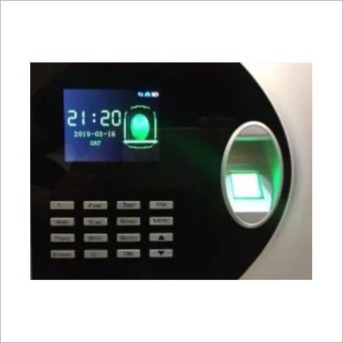 Finger Print Time Attendance Machine