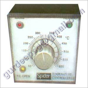 Temperature Indicator/ Controller