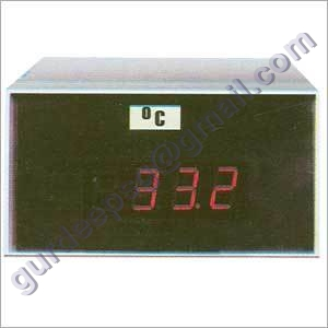 Digital Temperature Indicator/Thermometer
