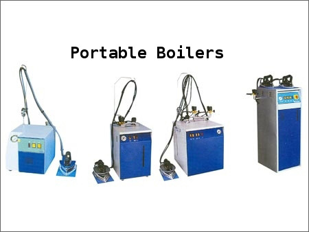 Portable Steam Ironing Systems