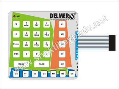 Membrane Keypad Illumination