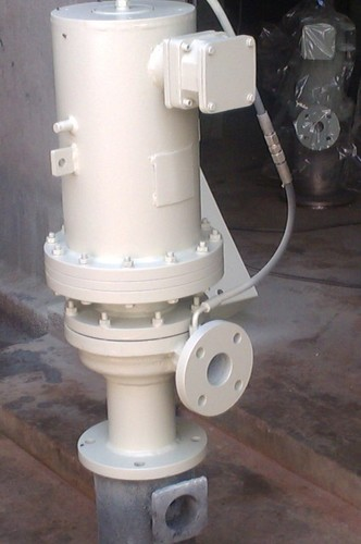 Oil Pumping Canned Motor Pump