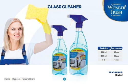 Wonder Fresh Glass Cleaner