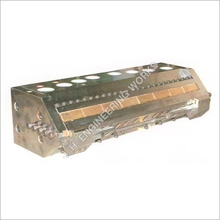 Plastic Processing Machinery Components