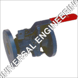 C.I. Two Piece Flanged End