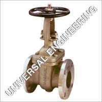 C.S. Gate Valve Flanged Type